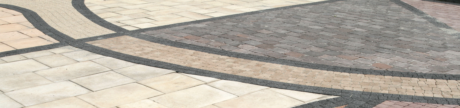 Block paving in Epping. Essex