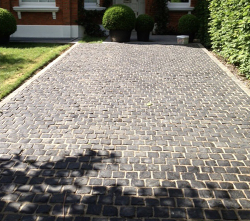 Block Paving Driveways, Epping