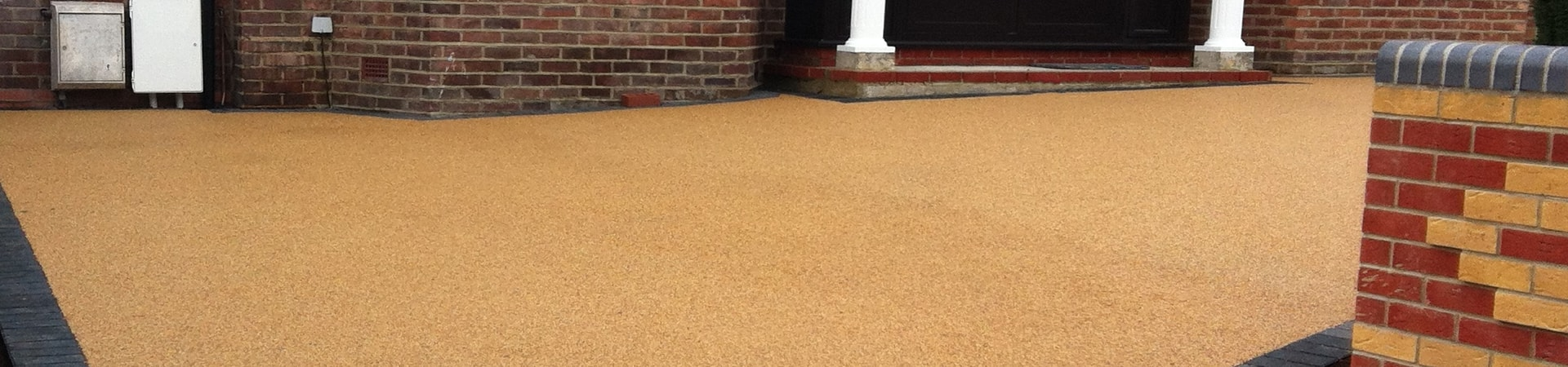 Resin driveways in london and the South East